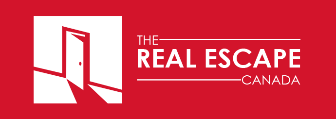 The Real Escape Canada Logo